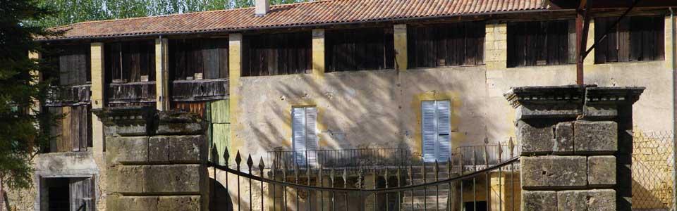 Le Moulin des Barreaux Neufs